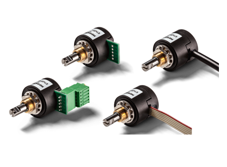 Hall-Effect Singleturn Encoders ETA25, ETI25, ETS25, ETP25 | Pi-Tronic