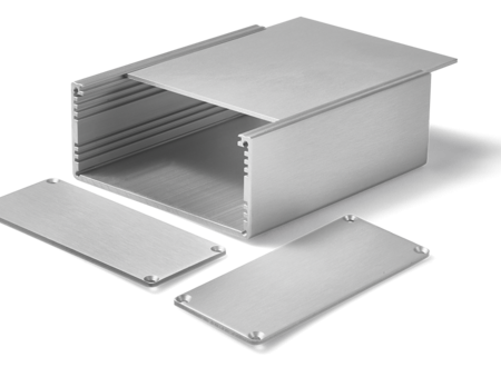 Aluminium Behuizing voor PCB | Pi-Tronic