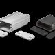 Aluminium Behuizing voor PCB   Pi-Tronic