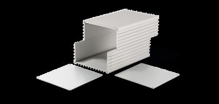 Aluminium Elektronica Behuizing   Pi-Tronic