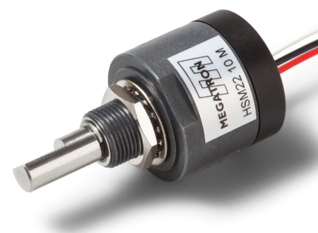 Programmeerbare Hall-Effect Multiturn Absolute Encoder HSM22M serie | Pi-Tronic