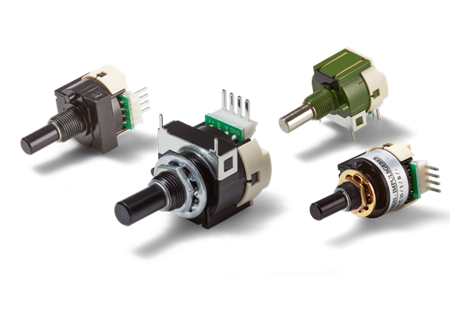 Optische Incremental Encoder M101 serie | Pi-Tronic
