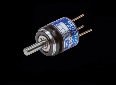 Conductive Plastic Potentiometer MCP05 serie | Pi-Tronic