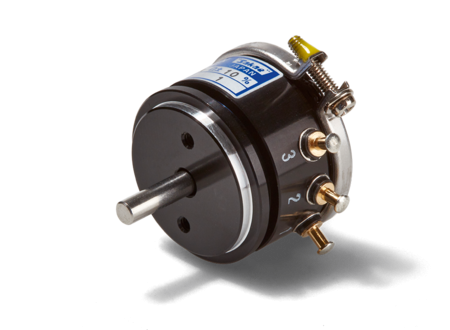 Conductive Plastic Potentiometer MCP22 serie | Pi-Tronic