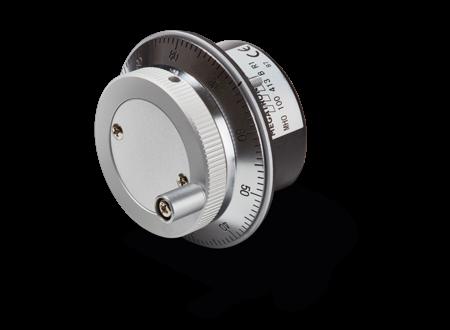 Optoelectronic Handwheel MHO | Pi-Tronic