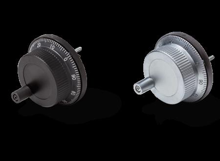 Optoelectronic Handwheel MHU | Pi-Tronic