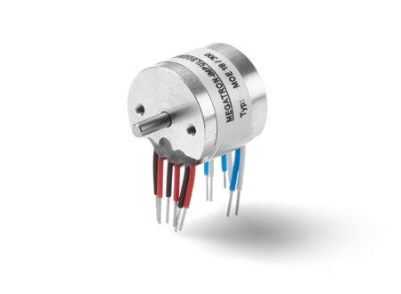 Compacte Optische Encoder MOE18 serie | Pi-Tronic