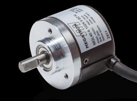 Optische Incremental Encoder MOL40 serie | Pi-Tronic