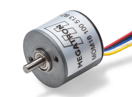 Optische Incremental Encoder MOM18 serie | Pi-Tronic