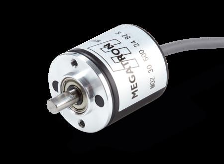 Optische Incremental Encoder MOZ30 serie | Pi-Tronic