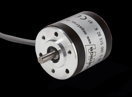 Optische Incremental Encoder MOZ40 serie | Pi-Tronic