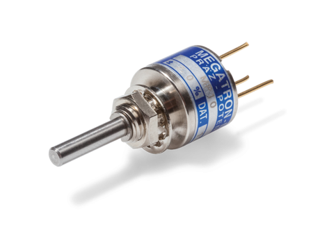 Conductive Plastic Potentiometer MP10/11 serie | Pi-Tronic
