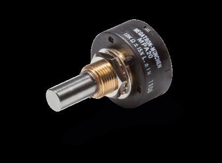 Conductive Plastic Potentiometer MPA20/21 serie | Pi-Tronic