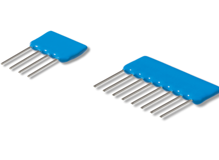 Resistor Network MSE - Metal Foil serie | Pi-Tronic