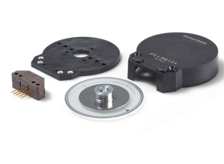 Optische Incremental Kit-Encoder OPTS serie | Pi-Tronic