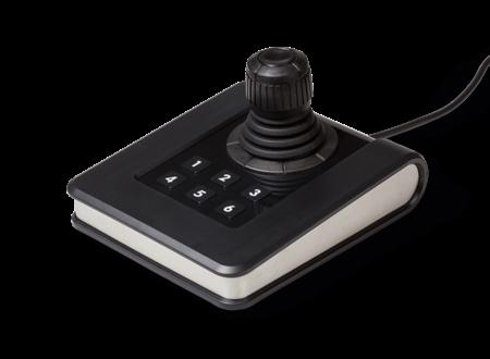 Industriële Desktop Joystick RS serie | Pi-Tronic