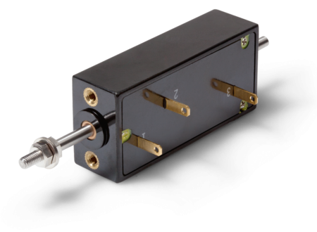 potentiometric linear transducer MM | Pi-Tronic