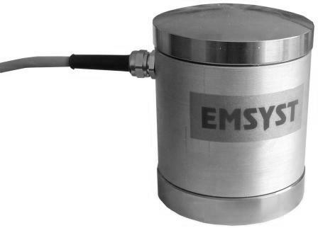 Canister Load-Cell EMS120 sensor serie | Pi-Tronic