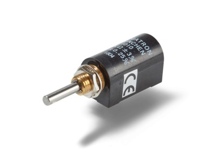 Miniature Multiturn Hybrid Potentiometer AL11 | Pi-Tronic