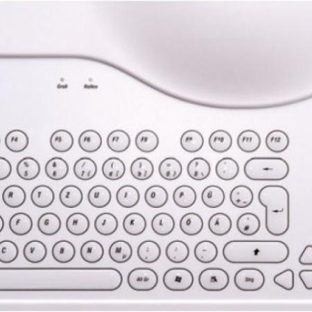MediBoard medische keyboard oplossing | Pi-Tronic