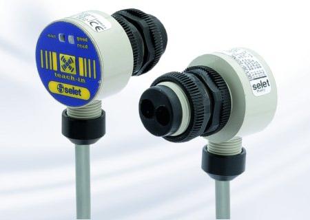 Retro-Reflex OCV30D SELET sensor serie M18 housing | Pi-Tronic