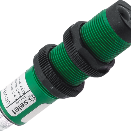 Retro Reflex OCV81/PC SELET sensor serie M18 housing | Pi-Tronic