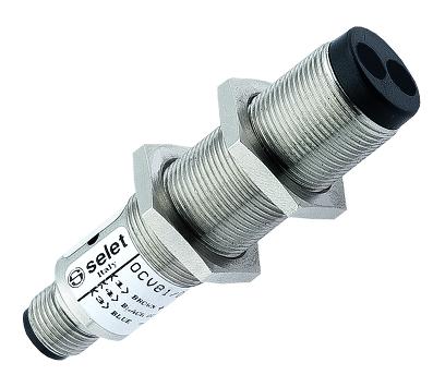 Reflex OCV81S/D SELET sensor serie M18 housing | Pi-Tronic