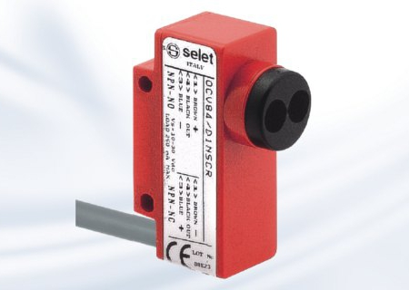 Retro-Reflex OCV84C SELET sensor serie block type | Pi-Tronic