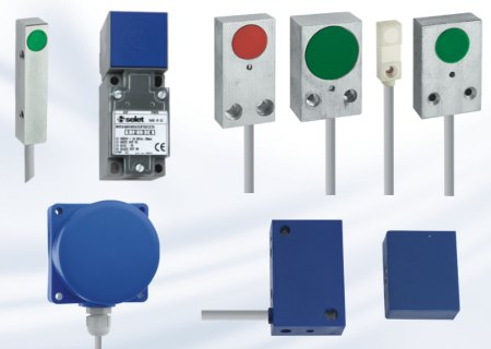 Inductive B01CF Sensor Proximity PNP - NPN | Pi-Tronic