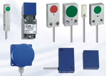 Inductive B01Q Sensor Proximity PNP - NPN | Pi-Tronic
