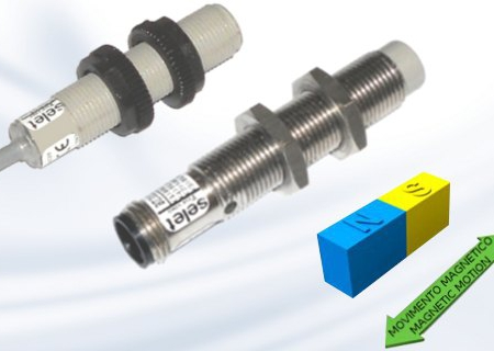 Magnetic sensor BZ02 series M18 housing | Pi-Tronic