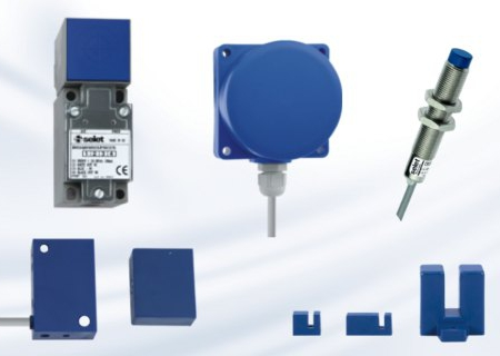 Inductive C01Q80 Sensor Proximity series | Pi-Tronic