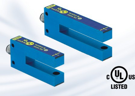 Fork sensor FOM label-detectie serie | Pi-Tronic