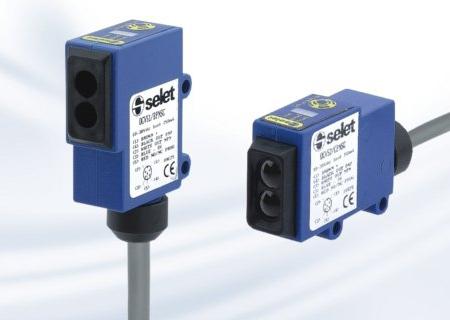 Retro-Reflex OCV52C SELET sensor serie block type | Pi-Tronic
