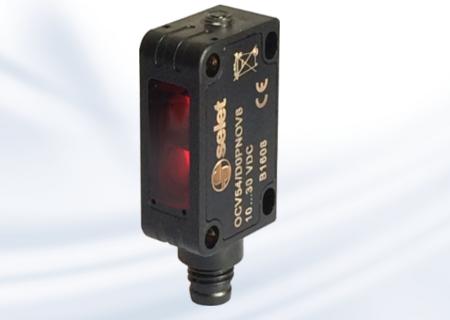 Diffuse OCV54D SELET sensor compact serie | Pi-Tronic