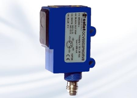 Diffuse OCV55D SELET sensor block type | Pi-Tronic