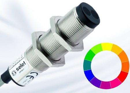 Diffuse Color Sensor OLC18/FP2 serie SELET | Pi-Tronic