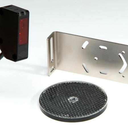 Industriële deur sensor RLK31 Reflective serie | Pi-Tronic
