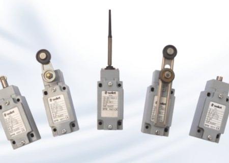 SFM25xx Mechanical Limit Switch with lever adjustable rod | Pi-Tronic