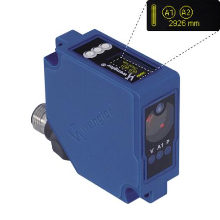 Universele Optische Sensor OY1P303A0189   Pi-Tronic