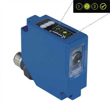 Kleuren Sensor OFP401P0189 serie | Pi-Tronic