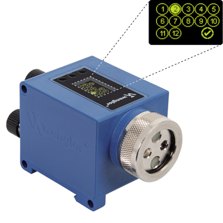 Kleuren Sensor P1XF001 Glasvezelkabel serie | Pi-Tronic