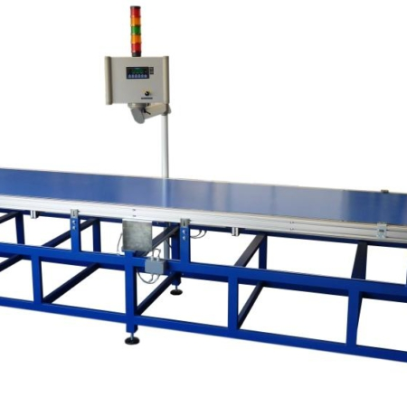 EMS1168 Checkweigher   Pi-Tronic