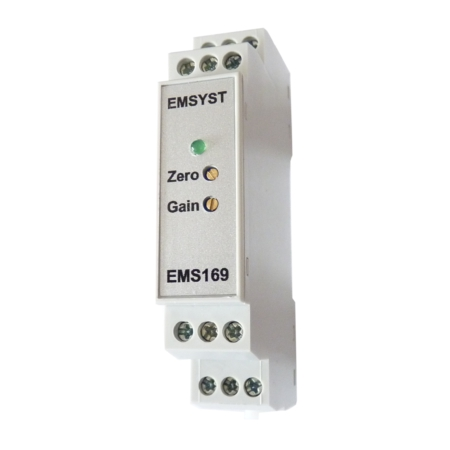 EMS169 LoadCell Signal Conditioner | Pi-Tronic
