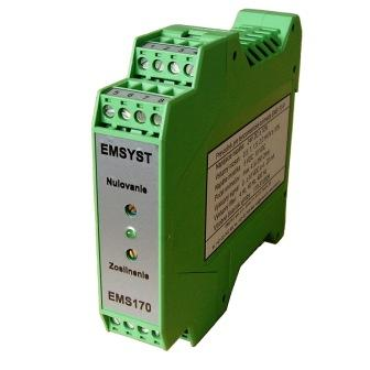 EMS170 LoadCell Signal Conditioner | Pi-Tronic